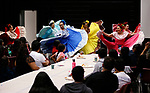 Dancers with the Ballet Folklorico Internacional perform at the La Posada Celebration at Western Nevada College, in Carson City, Nev., on Saturday, Dec. 15, 2018. <br /> Photo by Cathleen Allison/Nevada Momentum