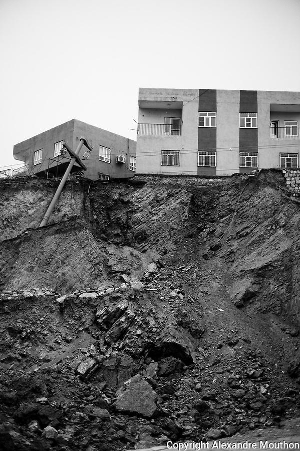 La croissance urbaine de la ville nouvelle de Mardin