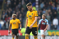 Wolverhampton Wanderers' Matt Doherty<br /> <br /> Photographer Rich Linley/CameraSport<br /> <br /> The Premier League - Burnley v Wolverhampton Wanderers - Saturday 30th March 2019 - Turf Moor - Burnley<br /> <br /> World Copyright © 2019 CameraSport. All rights reserved. 43 Linden Ave. Countesthorpe. Leicester. England. LE8 5PG - Tel: +44 (0) 116 277 4147 - admin@camerasport.com - www.camerasport.com