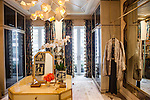 The Kips Bay Decorator Show House invited twenty one designers and architects to transform a luxury Manhattan townhouse for a benefit to the Kips Bay Boys & Girls Club. <br /> <br /> Pictured, design by Les Ensembliers<br /> <br /> Danny Ghitis for The New York Times