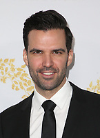 PASADENA, CA - FEBRUARY 9: Benjamin Ayres, at the Hallmark Channel and Hallmark Movies &amp; Mysteries Winter 2019 TCA at Tournament House in Pasadena, California on February 9, 2019. <br /> CAP/MPI/FS<br /> &copy;FS/MPI/Capital Pictures