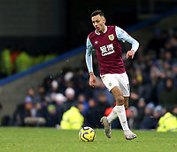Burnley's Dwight McNeil<br /> <br /> Photographer Rich Linley/CameraSport<br /> <br /> The Premier League - Burnley v Crystal Palace - Saturday 30th November 2019 - Turf Moor - Burnley<br /> <br /> World Copyright © 2019 CameraSport. All rights reserved. 43 Linden Ave. Countesthorpe. Leicester. England. LE8 5PG - Tel: +44 (0) 116 277 4147 - admin@camerasport.com - www.camerasport.com