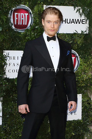 Freddie Fox at the One For The Boys Charity Ball, Victoria and Albert Museum, London on June 12th 2016<br /> CAP/ROS<br /> &copy;Steve Ross/Capital Pictures /MediaPunch ***NORTH AND SOUTH AMERICAS ONLY***