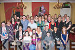 Caroline Brosnan, Lee Drive, Tralee celebrated her 30th birthday last Saturday night in the Imperial hotel, Denny St, Tralee with many friends and family.