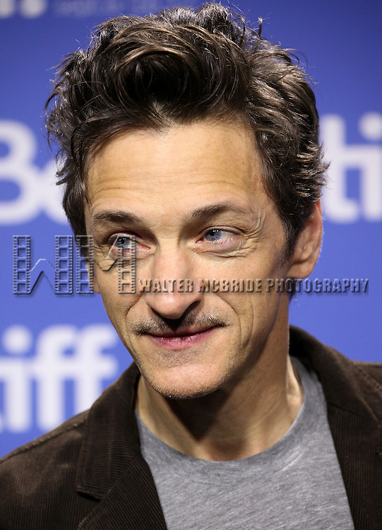 John Hawkes attending the The 2012 Toronto International Film Festival.Photo Call for 'The Sessions' at the TIFF Bell Lightbox in Toronto on 9/9/2012