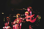 Wings 1975 Jimmy McCulloch, Denny Laine, Linda McCartney, Paul McCartney
