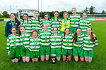 Winners Listowel Celtic  of the Tom Hayes Cup U14 Girls Final against  Inter Kenmare at Mounthawk Park on Monday
