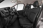 Front seat view of 2016 Opel Vivaro Business 4 Door Combi Front Seat  car photos
