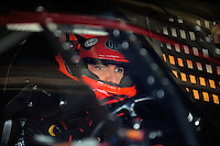 Feb 20, 2009; Fontana, CA, USA; NASCAR Sprint Cup Series driver Jeff Gordon during practice for the Auto Club 500 at Auto Club Speedway. Mandatory Credit: Mark J. Rebilas-