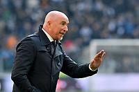 Rolando Maran coach of Cagliari <br /> Torino 6-1-2020 Juventus Stadium <br /> Football Serie A 2019/2020 <br /> Juventus FC - Cagliari Calcio <br /> Photo Giuliano Marchisciano / Insidefoto