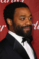 PALM SPRINGS, CA - JANUARY 04: Chiwetel Ejiofor arriving at the 25th Annual Palm Springs International Film Festival Awards Gala held at Palm Springs Convention Center on January 4, 2014 in Palm Springs, California. (Photo by Xavier Collin/Celebrity Monitor)