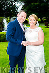 Trina Tobin and Derek Cooney were married at St. Catherine's Church by Fr. Padraig Walsh on Saturday 6th August 2016 with a reception at Ballygarry House Hotel