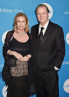 BEVERLY HILLS, CA - APRIL 14: Kathy Hilton (L) and Rick Hilton attend the 7th Biennial UNICEF Ball at the Beverly Wilshire Four Seasons Hotel on April 14, 2018 in Beverly Hills, California.<br /> CAP/ROT/TM<br /> &copy;TM/ROT/Capital Pictures