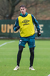 02.12.2018, Trainingsgelaende am Weserstadion, Bremen, GER, 1.FBL, Training SV Werder Bremen<br /> <br /> im Bild<br /> Marco Friedl (Werder Bremen #32), <br /> <br /> Foto © nordphoto / Ewert