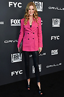 "LOS ANGELES - APRIL 24: Adrianne Palicki attends a red carpet FYC event and panel for FOX's ""The Orville"" at the Pickford Center for Motion Picture Study Linwood Dunn Theater on April 24, 2019 in Los Angeles, California. (Photo by Vince Bucci/Fox/PictureGroup)"
