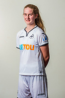 Wedensday 26 July 2017<br /> Pictured: Pam Felders<br /> Re: Swansea City Ladies Squad 2017- 2018 at the Liberty Stadium, Wales, UK