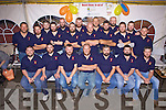 The bearded men of Gneeveguilla who turned out in force last Friday night in O'Callaghan's Bar, Gneeveguilla for a charity Beard Shave to raise funds in aid of The Kerry Hospice and the Alzheimers Society of Ireland