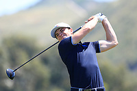 Laurie Canter (ENG) during the third round of the Rocco Forte Sicilian Open played at Verdura Resort, Agrigento, Sicily, Italy 12/05/2018.<br /> Picture: Golffile   Phil Inglis<br /> <br /> <br /> All photo usage must carry mandatory copyright credit (&copy; Golffile   Phil Inglis)