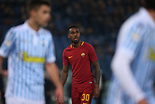 1st December 2017, Stadio Olimpico, Rome, Italy; Serie A football. AS Roma versus Spal;  GERSON Roma