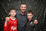 Sam Donegan and Ross Finglas with John Aldridge in The Riverhouse, Marsh Road...Photo NEWSFILE/Jenny Matthews.(Photo credit should read Jenny Matthews/NEWSFILE)....This Picture has been sent you under the condtions enclosed by:.Newsfile Ltd..The Studio,.Millmount Abbey,.Drogheda,.Co Meath..Ireland..Tel: +353(0)41-9871240.Fax: +353(0)41-9871260.GSM: +353(0)86-2500958.email: pictures@newsfile.ie.www.newsfile.ie.FTP: 193.120.102.198.