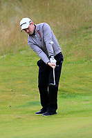 Brian Doran during Round 2 of the North of Ireland Amateur Open Championship 2019 at Portstewart Golf Club, Portstewart, Co. Antrim on Tuesday 9th July 2019.<br /> Picture:  Thos Caffrey / Golffile<br /> <br /> All photos usage must carry mandatory copyright credit (© Golffile | Thos Caffrey)