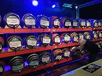 BNPS.co.uk (01202 558833)<br /> Pic: IanLiversidge/BNPS<br /> <br /> OktoberFarce...<br /> <br /> Drinkers were left fuming when a real ale festival ran out of beer.<br /> <br /> Sheepish organisers of the £11.50-a-head Octoberfest had to tell punters they had been drunk dry at 8.30pm - three hours before the event was due to end.<br /> <br /> The West Dorset branch of the Campaign for Real Ale (CAMRA) blamed beancounters at national level for not providing enough ale for their festival.