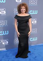 11 January 2018 - Santa Monica, California - Justina Machado. 23rd Annual Critics' Choice Awards held at Barker Hangar. <br /> CAP/ADM/BT<br /> &copy;BT/ADM/Capital Pictures