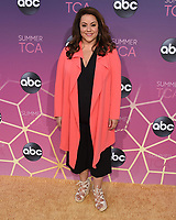 05 August 2019 - West Hollywood, California - Katy Mixon. ABC's TCA Summer Press Tour Carpet Event held at Soho House.   <br /> CAP/ADM/BB<br /> ©BB/ADM/Capital Pictures