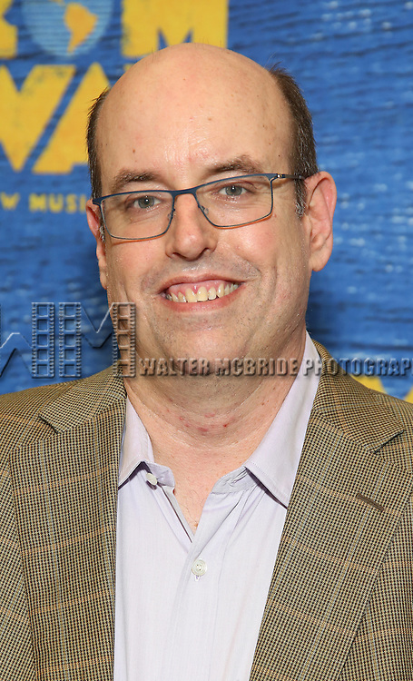 Christopher Ashley attends the press day for Broadway's 'Come From Away' at Manhattan Movement and Arts Center on February 7, 2017 in New York City.