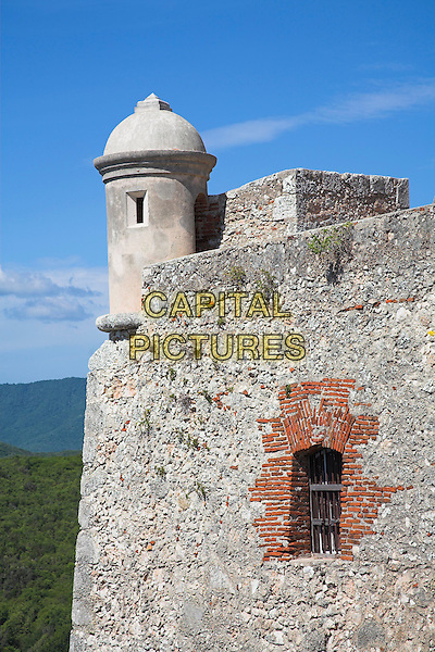 Castillo del Morro, San Pedro de la Roca, Morro Castle, Santiago Bay, Santiago de Cuba, Cuba