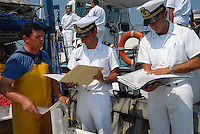 Vessel  inspection