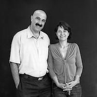 Dalia Perez, Ala Khatib. Photo by Quique Kierszenbaum.