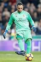 Real Madrid's Keylor Navas during La Liga match. March 1,2017. (ALTERPHOTOS/Acero) /NORTEPHOTOmex