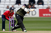 James Bracey of Gloucestershire in batting action during Essex Eagles vs Gloucestershire, Royal London One-Day Cup Cricket at The Cloudfm County Ground on 7th May 2019