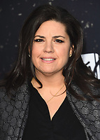 "WEST HOLLYWOOD, CA - MARCH 29:  Executive Producer and Creator SallyAnn Salsano at the ""Jersey Shore Family Vacation"" Global Premiere at HYDE Sunset: Kitchen + Cocktails on March 29, 2018 in West Hollywood, California. (Photo by Scott KirklandPictureGroup)"