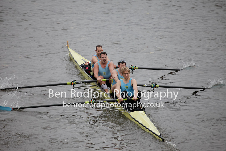 Veteran Fours Head 2015<br />