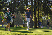 Kevin Na (USA) heads down 5 during round 1 of the World Golf Championships, Mexico, Club De Golf Chapultepec, Mexico City, Mexico. 2/21/2019.<br /> Picture: Golffile | Ken Murray<br /> <br /> <br /> All photo usage must carry mandatory copyright credit (© Golffile | Ken Murray)