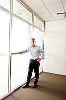 Bruce Armstrong Kickfire pictures: Executive portrait photography of Bruce Armstrong of Kickfire by San Francisco corporate photographer Eric Millette