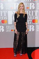 www.acepixs.com<br /> <br /> February 22 2017, London<br /> <br /> Fearne Cotton arriving at The BRIT Awards 2017 at The O2 Arena on February 22, 2017 in London, England.<br /> <br /> By Line: Famous/ACE Pictures<br /> <br /> <br /> ACE Pictures Inc<br /> Tel: 6467670430<br /> Email: info@acepixs.com<br /> www.acepixs.com