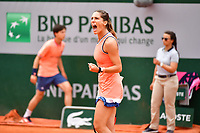 Andrea Petkovic during Day 2 of the French Open 2018 on May 28, 2018 in Paris, France. (Photo by Dave Winter/Icon Sport)