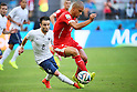 Gokhan Inler (SUI), <br /> JUNE 20, 2014 - Football /Soccer : <br /> 2014 FIFA World Cup Brazil <br /> Group Match -Group E- <br /> between Switzerland 2-5 France <br /> at Arena Fonte Nova, Salvador, Brazil. <br /> (Photo by YUTAKA/AFLO SPORT) [1040]