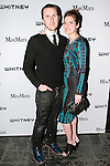 Actress Lake Bell and artist Scott Campbell, attend the annual Whitney Art Party hosted by the Whitney Contemporaries, and sponsored by Max Mara, at Skylight at Moynihan Station on May 1, 2013.