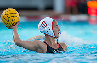 Stanford, CA; Sunday May 10,2015  <br /> The Stanford Women's Water Polo vs UCLA in the final of the NCAA Championship at Avery Aquatic Center