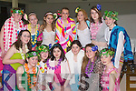 MUSICAL: Singing the high notes in the Musical South Pacific were girls from Mercy Mounthawk, Secondary School, Tralee on Saturday during rehearsals. Front l-r: Ciara Finnerty, Ann-Marie Knipper, Charlotte Higgins, Sarah Sestini, Sinead Hurley, Cheyenne O'Reilly and Una Nolan. Back l-r: Fiona O'Halloran, Sally O'Regan, Karolina Lesniak, Niamh Fitzgerald, Simone Hennessy, Aoife Flanagan and Louise O'Connor.   Copyright Kerry's Eye 2008