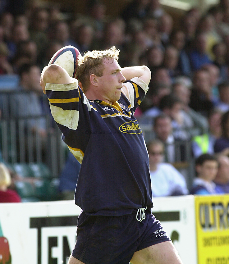 Photo:Ken Brown.29.4.2000 Bedford v Bristol.Barry Williams