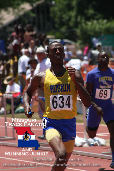 The 2009 MSHSAA Missouri State High School Track & Field Championships.
