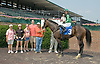 Uncle Todd winning at Delaware Park on 6/21/12