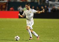 07.08.2013.Miami, Florida, USA.  Francisco Alarcon (23)  during the second half of the  the final of the Guinness International Champions Cup between Real madrid and Chelsea. The game was won by a score of 3-1 by Real Madrid with Ronaldo scoring a brace.