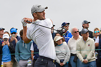 Martin Kaymer (GER) watches his tee shot on 9 during round 1 of the 2019 US Open, Pebble Beach Golf Links, Monterrey, California, USA. 6/13/2019.<br /> Picture: Golffile | Ken Murray<br /> <br /> All photo usage must carry mandatory copyright credit (© Golffile | Ken Murray)