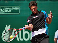 09-07-13, Netherlands, Scheveningen,  Mets, Tennis, Sport1 Open, day two,  Jesse Huta Galung (NED)<br /> <br /> <br /> Photo: Henk Koster